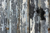 Panneau métallique grunge — Photo