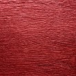 Red velvet color paper texture background — Stock Photo