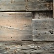 Old wooden wall — Stock fotografie