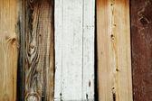 Houten panelen — Stockfoto