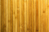 Bamboo strip background — Stock Photo