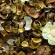Natural brown potpourri — Stock Photo