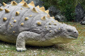Eryops dinosaur — Stock Photo