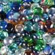 Background of multicoloured glass drops — Stock Photo #41295339