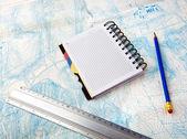 Mapa — Stock fotografie