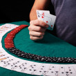 Cards for poker — Stock Photo #24518909