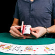 Cards for poker — Stock Photo #24519569