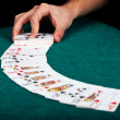 Cards for poker — Stock Photo #24519587