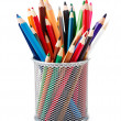 Colored pencils — Stock Photo #24519757