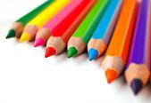 Сolored pencils — Stock Photo