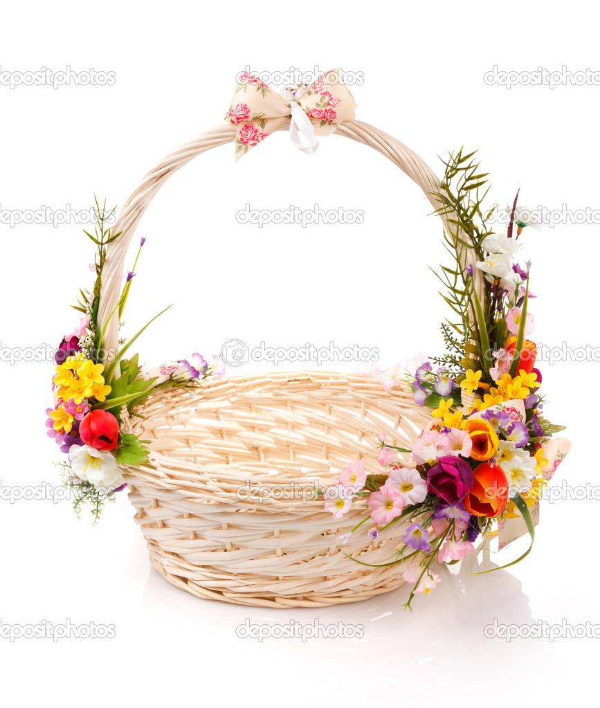 Корзинки для цветов