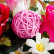 Decorative ball — Stock Photo