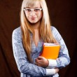 Lovely student — Stock Photo #35740359