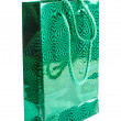 Green gift packets — Stock Photo #35740539