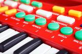 Toy piano — Stock Photo