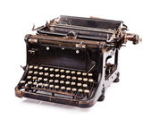 Vintage typewriter — Photo