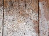 Textura de pranchas de madeira — Foto Stock