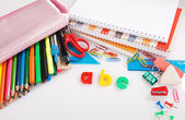 Educational supplies — Stock Photo