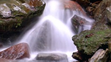 Time lapse water flow 02 — Stock Video