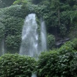 Huge indonesia waterfall tilt 10117 — Stock Video