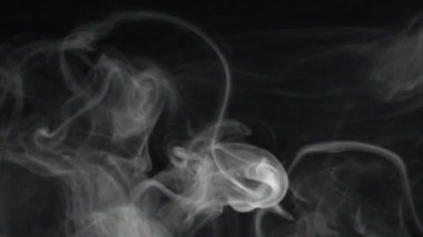Smoke long 3of3 10136 — Stock Video