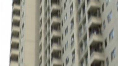 Suicide building jump v2 medium 10176 — Stock Video