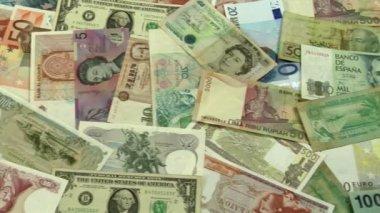World money dolly 10193 — Stock Video