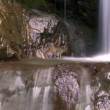 Water flow waterfall 10236 — Stock Video