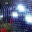 Stock Video: Disco mirror ball center glitter 10387