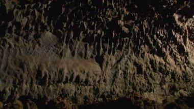 Inside lava cave 2 10469 — Stock Video