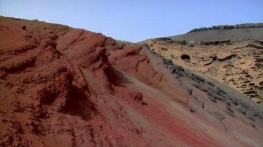 El golfo dead vulcan pan tilt 10499 — Stock Video