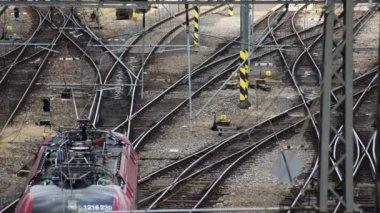 Train ranked 11370 — Stock Video