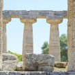 Paestum Details #8 — Stock Photo #14368043