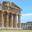 Stock Photo: Paestum Temple #7