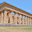 Foto Stock: Paestum Temple #5