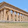 Stock Photo: Paestum Temple #5
