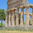 Stock Photo: Paestum Temple #2