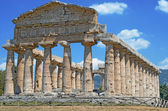 Paestum Temple #8 — Stock Photo