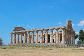 Paestum Temple #4 — Stock Photo