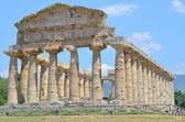Paestum Temple #1 — Stock Photo