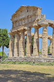 Paestum Temple #2 — Stock Photo