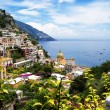 Positano #1 — Stock Photo #14449389