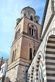 Amalfi Cathedral — Stock Photo