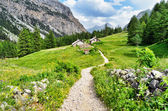 Montaint Trail - Alpi Piemontesi #4 — Stock Photo