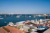 Cascais Harbour - Portogal — Stock Photo