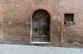 Door Of Toscany — Stock Photo