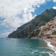 A View Of Positano's Coast — Stock Photo #26345399