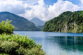 Forggensee Lake — Stock Photo