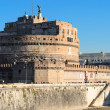 Stock Photo: Castel Santangelo