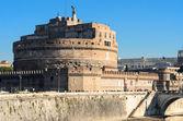 Castel santangelo — Foto Stock